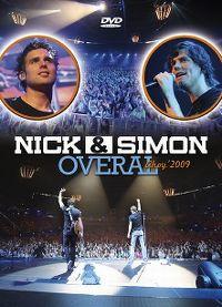 Cover Nick & Simon - Overal - Ahoy' 2009 [DVD]